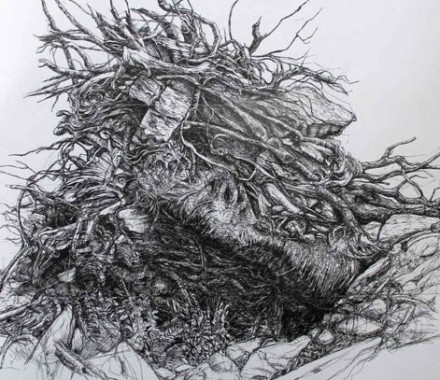 In the Landscape: Drawings