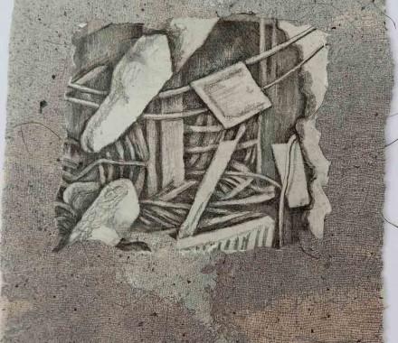 Fragment, Bombed Interior