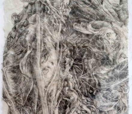 Fragment, Cardoon Leaves