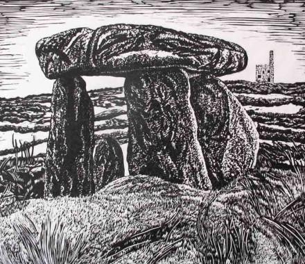 Lanyon Quoit, West Cornwall